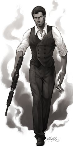 Talbot the Magician by ~NoSafeHaven on deviantART