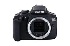 Canon EOS 1300D DSLR Camera | Your #1 Source for Camera, Photo & Video