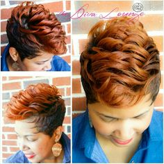 The Diva Lounge Hair Salon Montgomery, AL Larnetta Moncrief, Owner / Stylist