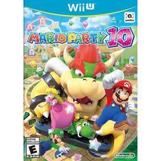 Mario Party 10 (Nintendo Wii U Blue case Super Mario Norental Must See Mario Party, Nintendo Wii U Games, Wii Games, Nintendo Splatoon, Jamberry, Xbox One, Luigi, Yoshi, Nintendo Switch