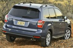 Top 6 Small SUVs and Crossovers for Baby Boomers: @Subaru Forester