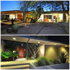 Desert areas were the best to build modernist houses. That's why this stunning William F. Cody house is located in Arizona. Check more clicking on the image!