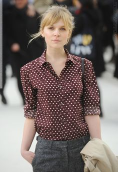 clemence poesy - Google Search