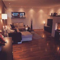 Living room and lighting ideas