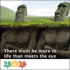 В жизни должно быть что-то большее, чем кажется на первый взгляд