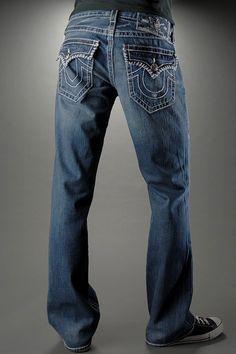 30afdcc2 Mens Bootcut Jeans, Denim Jeans, Skinny Jeans, True Religion Jeans, Jeans  For Sale, Men's Bottoms, True Faith, Wallets, Target