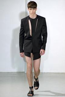 Mugler Spring 2013 Menswear - Collection