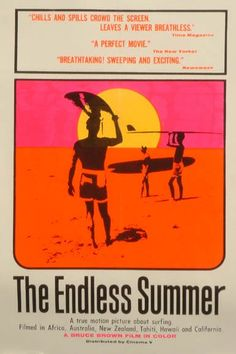The Endless Summer posters for sale online. Buy The Endless Summer movie posters from Movie Poster Shop. We're your movie poster source for new releases and vintage movie posters. Vintage Surfing, Surf Vintage, Vintage California, Vintage Metal, Vintage Travel, Southern California, Poster Surf, Movie Poster Art, Surf Posters