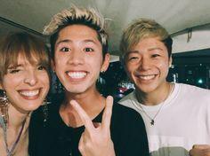 ONE OK ROCK takaさんと!~試合まであと3日   武尊オフィシャルブログ「NATURAL BORN KRUSHER」Powered by Ameba