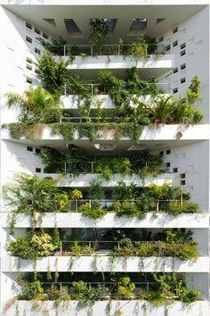 Jean Nouvel, Yiorgis Yerolymbos · Tower 25 - White Walls. Nicosia, Cyprus · Divisare