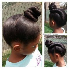12 Hairstyles For Your Curly Kids This Holiday Season  Read the article here - http://www.blackhairinformation.com/general-articles/list-posts/12-hairstyles-curly-kids-holiday-season/