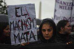 Otra violación colectiva en Argentina en medio del 'Ni una menos'