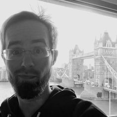 """Standard Twin Room """"with a view"""" was no exaggeration. #London #towerbridge #hotel #towerhill #southwark #businesstrip #selfie #suchwow #manylike by randomjobln"""