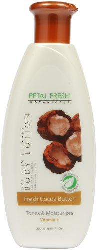 Petal Fresh Body Care Fresh Cocoa Butter Body Lotion 300ml has been published at http://beauty-skincare-supplies.co.uk/petal-fresh-body-care-fresh-cocoa-butter-body-lotion-300ml/