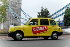 Pucker Up: Ubiquitous teams up with Carmex to wrap taxis for the lip balm's 75th anniversary.  http://bigpicture.net/content/pucker-up