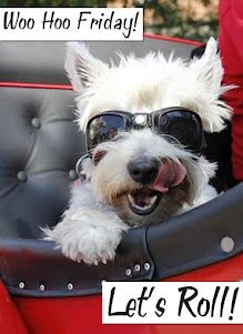 Woo Hoo Friday! Let's Roll!