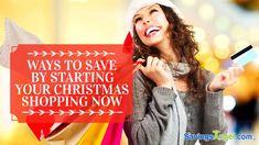 SavingsAngel Inc. Christmas In July, Christmas Shopping, Couponing 101, Ways To Save, Money Saving Tips, Earn Money, Hacks, Holidays, Watch