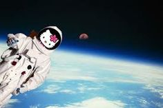 hello kitty space