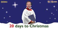 20 days to Christmas - Advent calendar