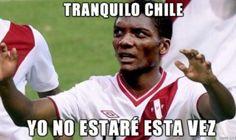 ¿Es o no es partido amistoso? Los memes previos al duelo entre Chile y Perú