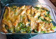 Our Chicken Broccoli Casserole with French Fried Onions has tender broccoli, savory chicken, and the fried onions on top make it taste like fried chicken! Sweet Hawaiian Crockpot Chicken Recipe, Chicken Recipes, Recipe Chicken, Turkey Recipes, Chicken Broccoli Casserole, Broccoli Bake, Broccoli Salad, French Fried Onions, Skinny Chicken