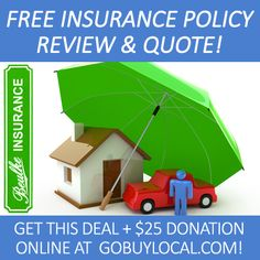 Review your policy with Buelke Insurance of White Bear!  http://www.gobuylocal.com/offerseo/White_Bear_Lake-MN/Beulke_Insurance_/2283/415/