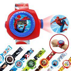 Pokemon Party Decorations, Anime Puppy, Spiderman Kids, Digital Wrist Watch, Spiderman Costume, Easy Diy Costumes, Lego Design, Kids Sports, Cartoon Kids