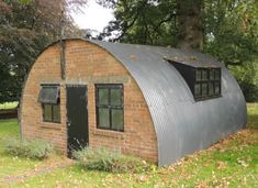 Hut House, Silo House, Dome House, Tiny House Cabin, Cabin Homes, Metal Building Homes, Metal Homes, Building A House, Green Building