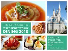 Disney Food Challeng