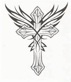 Image detail for -cross tattoos ideas for kanji cross tattoos flash tattoos tattoos ...