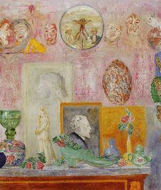 Souvenirs by James Ensor