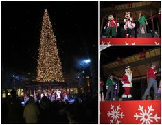 Tree Lighting Ceremony at Fashion Island – With Mickey Mouse | #orangecounty #family #events #kids #children #christmas