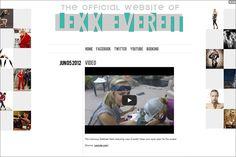 Lexx Everett Official Site  http://www.clouiscreative.com