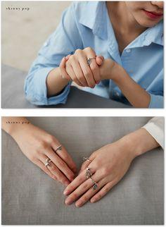 성모상팬더트 실버반지 Silver St.Mary Pendent Ring 925실버반지 성모상반지 실버반지 실버링 순은반지 은반지 레이어드반지 앤틱반지 : 스키니팝