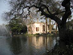 Cadir Kiosk garden