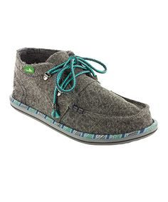 Another great find on #zulily! Charcoal Bedouin Sky Chukka Boot - Women by Sanuk #zulilyfinds