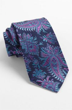 Etro Paisley Silk Woven Tie | Nordstrom.....ss