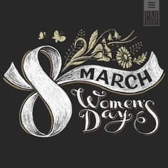Prepare to Celebrate Women's Day with great books and merch – Padmore March 8th