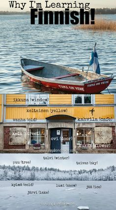 Why I'm learning Finnish. This strange language that I'd been playing at learning, all of sudden became something rare and desirable: Lappland, Helsinki, Learn Finnish, Places To Travel, Places To Go, Finnish Words, Finnish Language, Finnish Recipes, Finland Travel