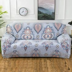 Elastic Home Office Sofa Cover Slipcover Couch Stretch Arm Chair USA White Couch Cover, Couch Covers, Mattress Covers, Table Covers, Twin Bed Couch, Office Sofa, Office Chairs, Microfiber Couch, Ikea Couch