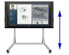 Elektrischer Standfuß für das Microsoft Surface Hub