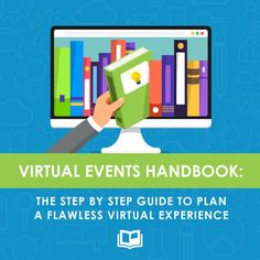 We picked the brains of our experienced Endless team and compiled ALL their knowledge in ONE place! Our Virtual Event Handbook is a step-by-step guide to planning flawless virtual experiences. Download the guide now and prepare to deep-dive into creating an unforgettable virtual event! #eventprofs #meetingprofs Event Planning Tips, Step Guide, Planners, Knowledge, Deep, How To Plan, Organizers, Facts