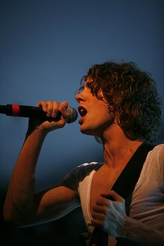 Razorlight perform at the SXSW Music Festival in Austin, TX on March 14, 2007. © Daniel Boud / Retna Ltd.