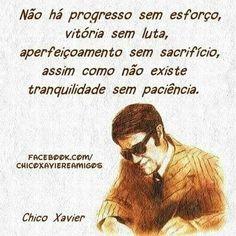 Mensagens espíritas | Chico Xavier