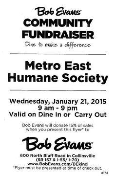 eat for shelter animals!
