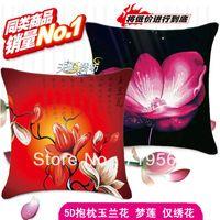 Незавершенной dmc точная 5D вышивка крестом подушки для вышивания, Крест - вышивки крестом наволочки комплект для -- орхидеи цветы