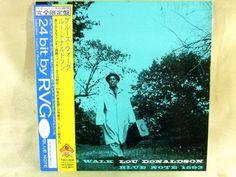 CD/Japan- LOU DONALDSON Blues Walk w/OBI RARE MINI-LP RVG series - Ray Barretto #BebopHardBop