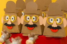 Best party decorations boy toy story Ideas - Toys for years old happy toys Fête Toy Story, Toy Story Crafts, Toy Story Theme, Toy Story Party, Toy Story Birthday, Fantasias Toy Story, 1st Birthday Parties, 2nd Birthday, Birthday Ideas