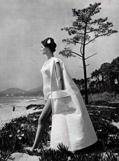 Vintage beach fashion: Jacques Heim, 1960