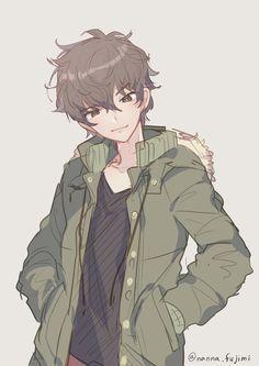 17 Ideas for baby boy drawing sketch Kawaii Anime, Anime Oc, Fanarts Anime, Manga Anime, Boy Drawing, Drawing Sketches, Drawings, Dossier Photo, Anime Boy Sketch